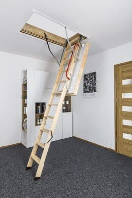 Attic Ladder by FAKRO