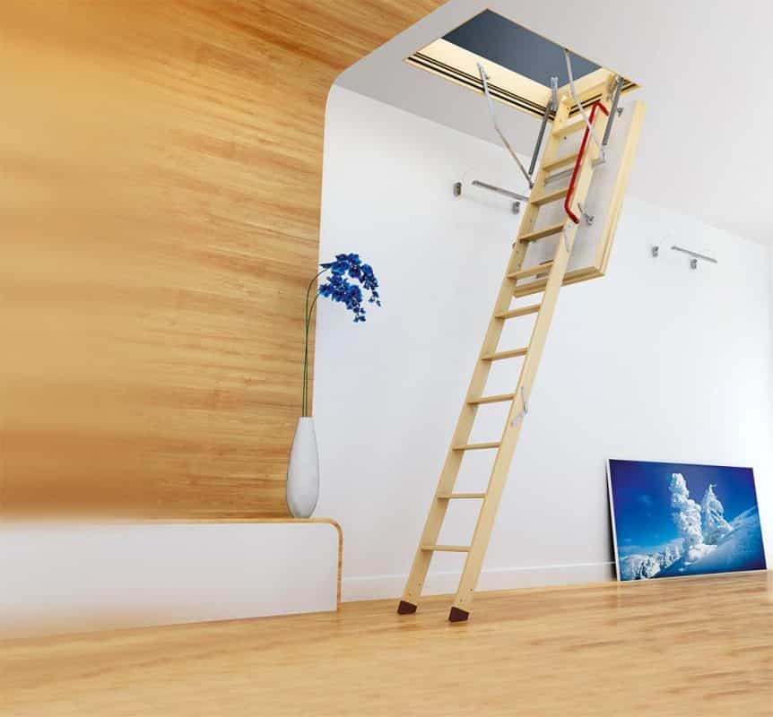 Fire-Rated Attic Ladder by FAKRO