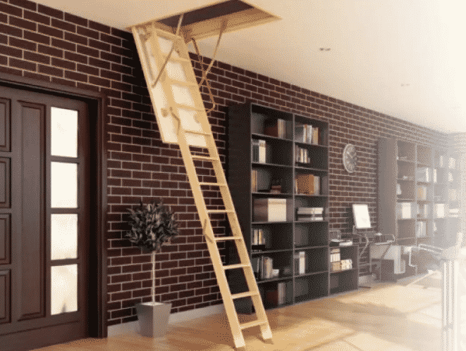 17 Ways Roof Ladders - Attic Ladders Can Improve Your Home