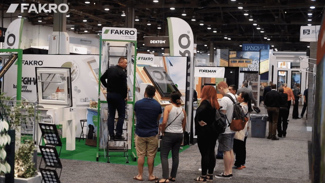 FAKRO's Participation at the AIA Conference 2019