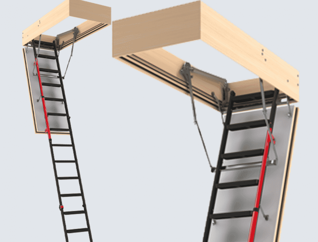 The Advantages of Collapsible Attic Ladders