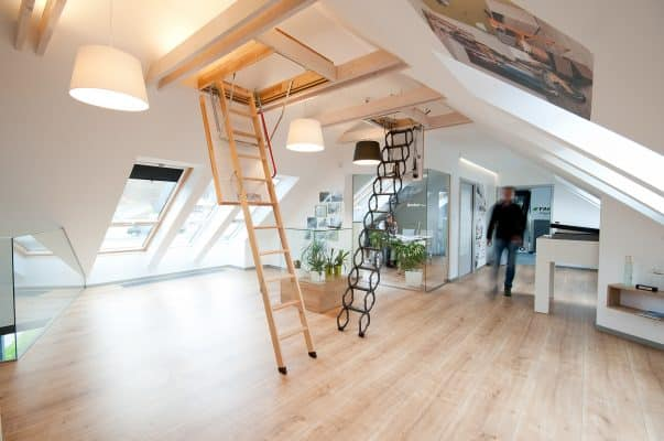 Why You Should Upgrade To A Custom Attic Ladder