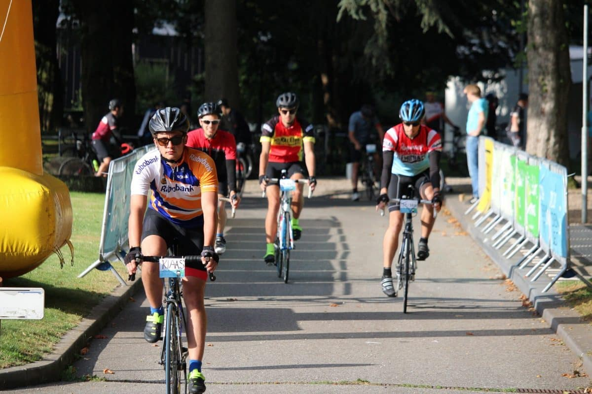 FAKRO's Mooiste cycling tour for charity in The Netherlands