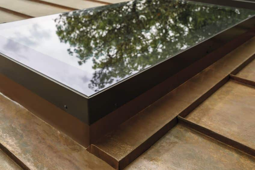 FAKRO Universal Curb Mounted Skylight FXC
