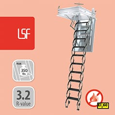 Fire Rated Attic Ladders 2021