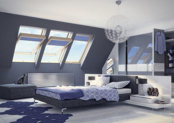Roof Windows FAKRO
