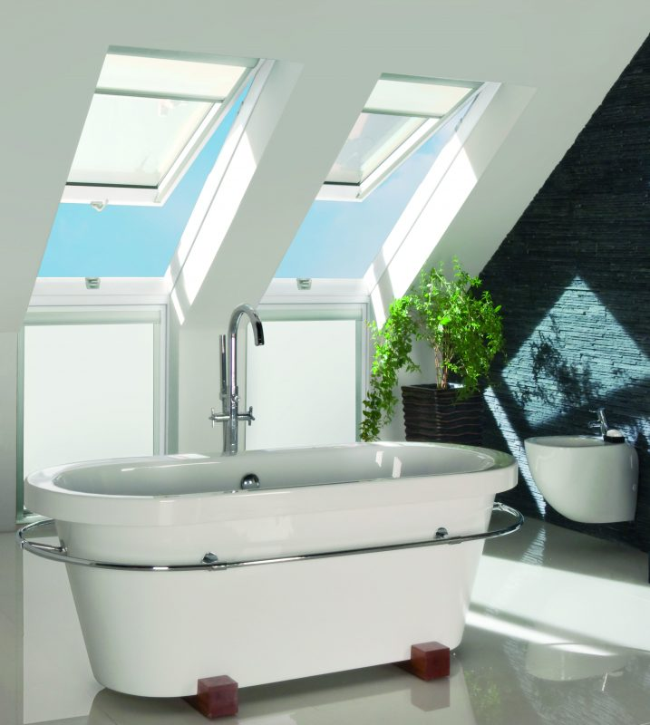 Let FAKRO skylights transform your house!